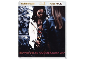 Lenny Kravitz - Are You Gonna Go My Way (Blu-Ray Audio) - (Blu-ray Audio)