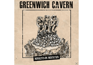 Greenwich Cavern - Monkeys On Mountain - (CD)