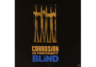 Corrosion Of Conformity - Blind (Expanded Edition) [CD]