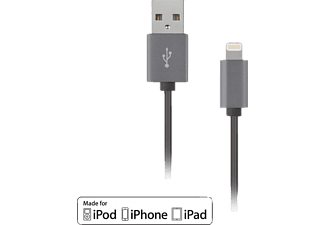 ARTWIZZ 5996-1359 Lightning zu USB, Lightening to USB Cable, Titan