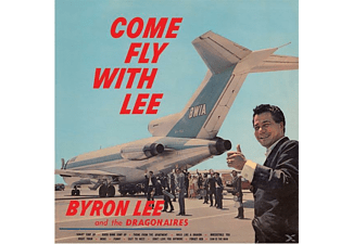 Byron & The Dragonai Lee - Come Fly With Lee - (Vinyl)