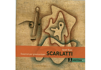 Scott Ross - Essercizi Per Gravicembalo (Sonaten) - (CD)