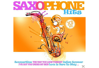 Various - Saxophone Hits [CD]