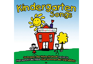 VARIOUS - Kindergarten Songs [CD]
