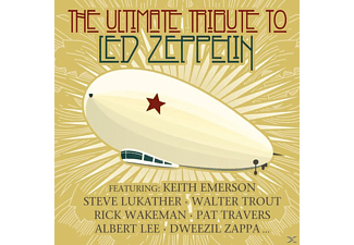 VARIOUS - Led Zeppelin-The Ultimate Tribute - (Vinyl)