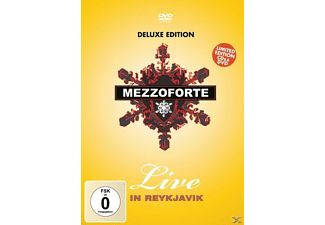 Mezzoforte - Live In Reykjavik (Deluxe Edition) [DVD]