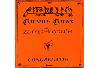 Corvus Corax - Congregatio [CD]