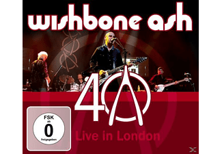 Wishbone Ash - 40th Anniversary Concert - Live In London - (CD + DVD Video)