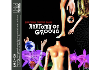 Brazilian Groove Band - Anatomy Of Groove [CD]