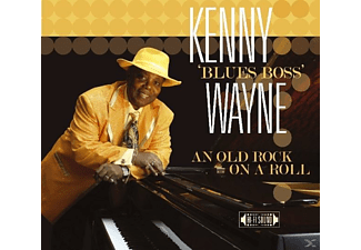Kenny Wayne - An Old Rock On A Roll [Import] - (CD)