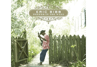Eric Bibb - Deeper In The Well - (CD)