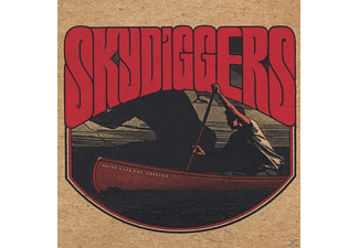 Skydiggers - Northern Shore - (CD)