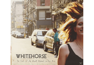 Whitehorse - The Fate Of The World Depends On This Kiss - (CD)