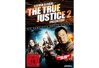 The True Justice Collection 2 - Complete Collection - Staffel 2 - (DVD)