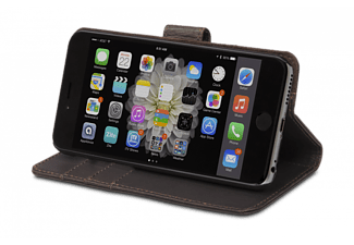 DBRAMANTE1928 Wallet Copenhangen iPhone 6 - Hunter Dark