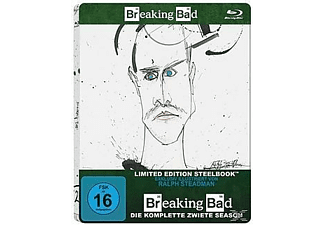 Breaking Bad - Staffel 2 (Limited Steelbook) [Blu-ray]