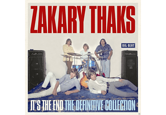The Zakary Thaks - It's The End-The Definitive Collection - (CD)