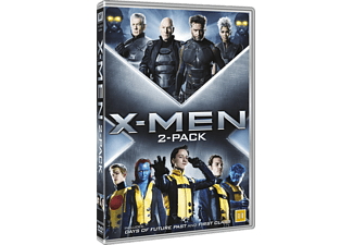 X-Men: First Class/Days of Future Past Action DVD