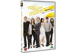 How I Met Your Mother S9 Komedi DVD