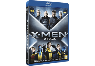 X-Men: First Class/Days of Future Past Action Blu-ray