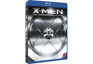 X-Men - Cerebro Collection Blu-ray