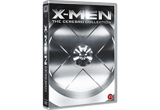 X-Men - Cerebro Collection Action DVD
