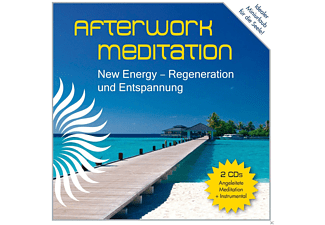 Afterwork Meditation, Fischer Julia - New Energy - Regeneration Und Entspannung - (CD)