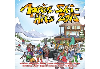 VARIOUS - Apres Ski Hits 2015 - (CD)