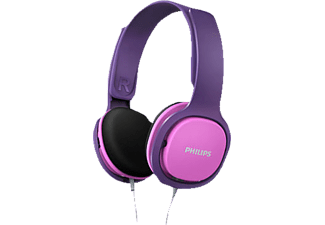 PHILIPS Casque audio rose (SHK2000PK/00)