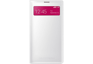 SAMSUNG S-View Wallet Galaxy Note 4 - Vit