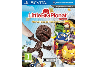 Little BIG Planet Marvel