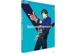 Samurai Flamenco - Vol.2 - (Blu-ray)