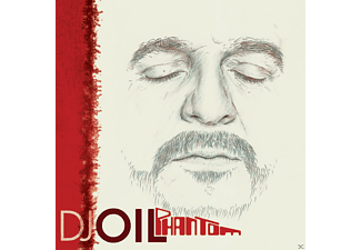 Dj Oil - Phantom - (CD)