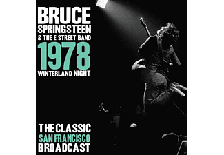 Bruce Springsteen - Winterland Night - (CD)