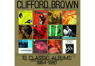 Clifford Brown - 13 Classic Albums 1954-1960 [CD]