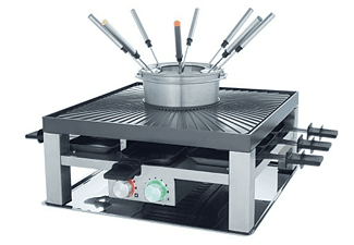 SOLIS Fondue raclette-grill (TYPE 796)