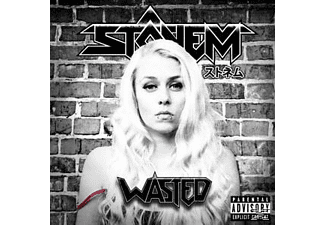 Stonem - Wasted - (CD)