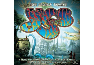 Yes - The Early Years [CD]