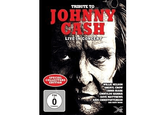 Various - Tribute To Johnny Cash - (DVD)