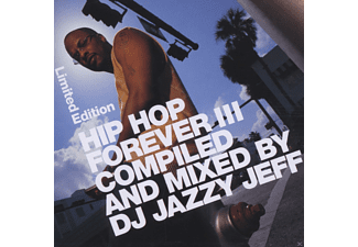 VARIOUS, Dj Jazzy Jeff - Hiphop Forever 3 (Limited Edition) - (CD)