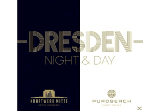 Various - Dresden Night & Day [CD]