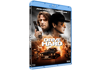 Drive Hard Actionkomedi Blu-ray