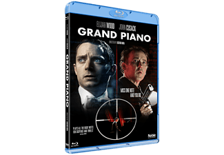 Grand Piano Thriller Blu-ray