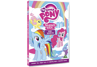 My Little Pony Vänskap är magisk - Vol. 4: Rainbows ljudbang Barn DVD