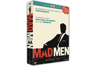 Mad Men S2 Drama DVD