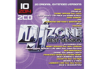 VARIOUS - Dj Zone Best Session 10/2014 - (CD)