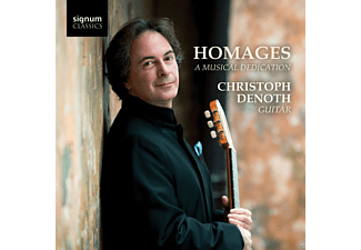 Christoph Denoth - Homages-A Musical Dedication [CD]