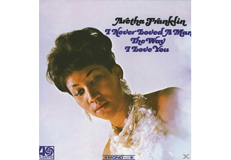 Aretha Franklin - I Never Loved A Man The Way I Love You - (Vinyl)