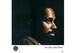 John Lewis - The John Lewis Piano - (CD)