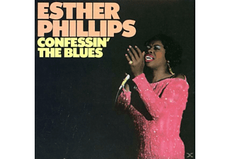 Esther Phillips - Confessin The Blues - (CD)